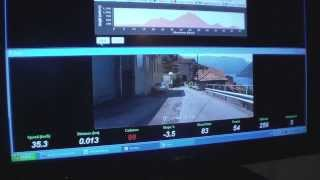 Virtual Reality Indoor Cycle Training