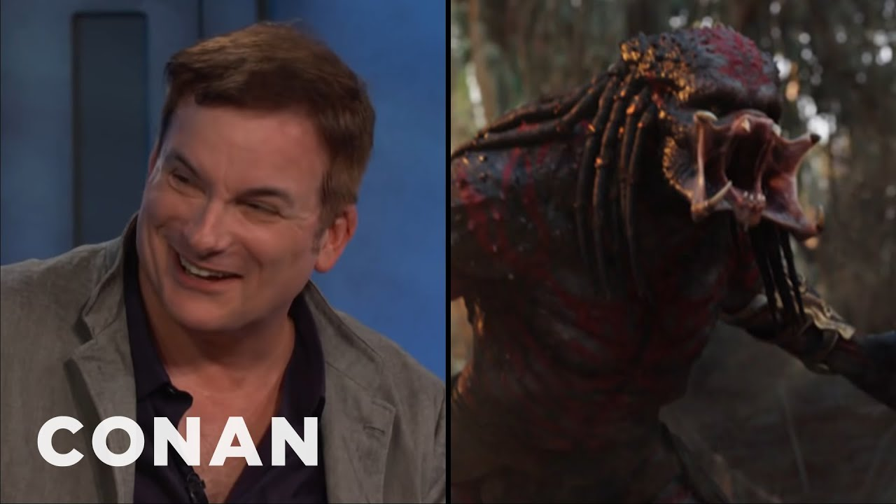 Shane Black On The Predator's R-Rated Look