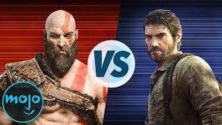 God of War 2018 Vs The Last of Us