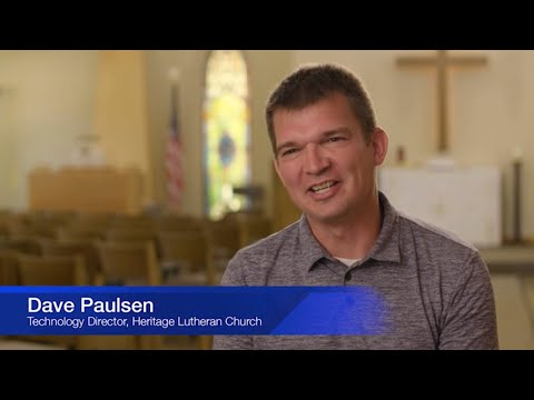 Church Upgrades to Vaddio Gear with Spectacular Results