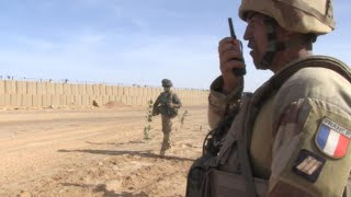 Focus: Embedded with French troops in eastern Mali