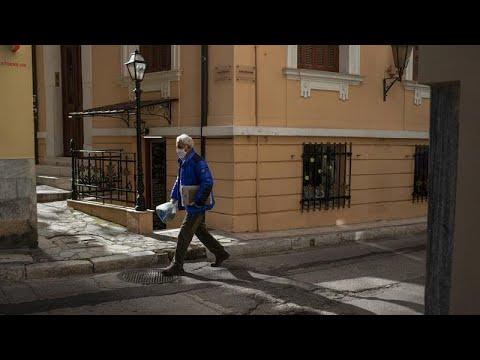 Ελλάδα: 1526 νέα κρούσματα κορονοϊού, 277 διασωληνωμένοι, 20 νεκροί…