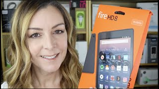 New Amazon Fire HD 8 tablet review
