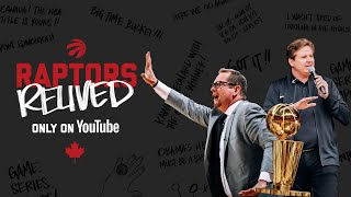 Raptors Head Coach Nick Nurse and play by play announcer Matt Devlin look back at the most memorable moments from the Toronto Raptors 2019 NBA Championship run!   Subscribe to the NBA: https://on.nba.com/2JX5gSN