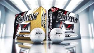 Srixon Z-Star XV Golf Balls - Tour Yellow-video