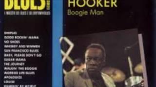 John Lee Hooker              San Francisco Blues