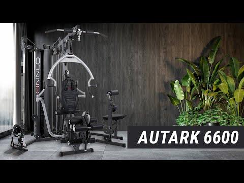 Kraftstation Autark 6600 Übungsvideo | FINNLO by HAMMER