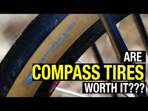 Review: Compass 650bx48 Switchback Hill Tires
