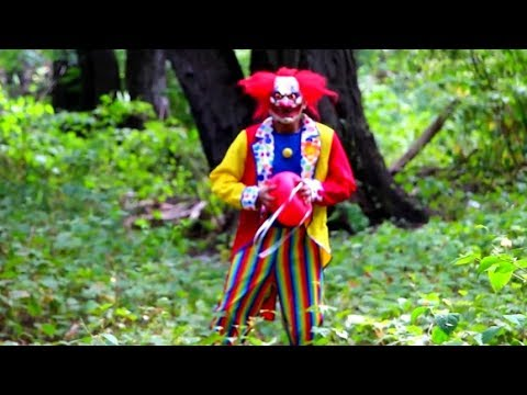 SCARY CLOWNS RETURN IN THE WOODS!