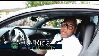 Behind the Video: Flo Rida - I Cry