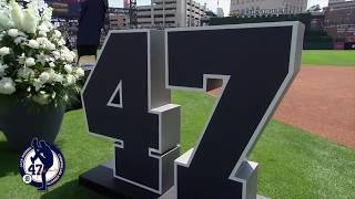 No. 47 retirement ceremony: Part II