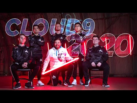 Cloud9 roster