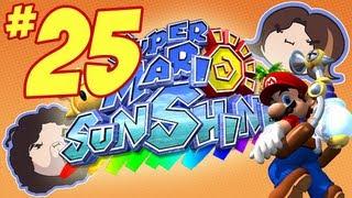 Super Mario Sunshine: Clam Chomper - PART 25 - Game Grumps