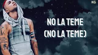 02 CNCO   Ya Tú Sabes (Video Lyrics)