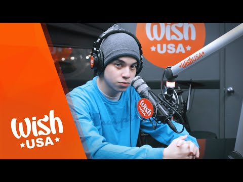 """Ez Mil performs """"Freeze"""" LIVE on the Wish USA Bus"""