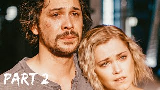 Download Video The100 FINALE: The ending scene (part2) Bellamy, Clarke, Monty & Harper 05x13 MP3 3GP MP4