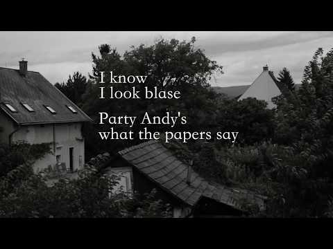 John Cale & Lou Reed - Nobody But You (Lyric Video)
