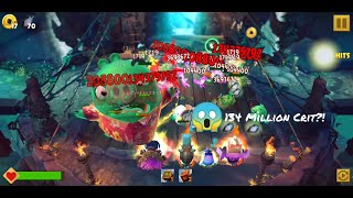 Angry Birds Evolution: Awakening Quentin😴😲 (Gameplay)