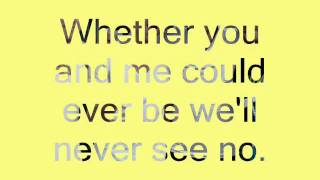 Return the favor~All Time Low
