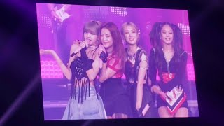190508 See U Later @ Blackpink In Your Area Fort Worth Concert Live Fancam