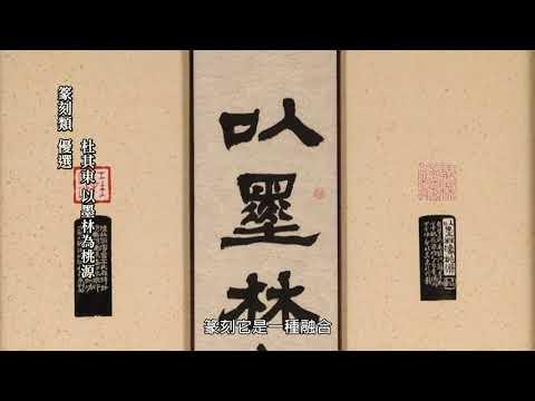 臺中市第十九屆大墩美展 篆刻類評審感言 曾子雲委員
