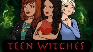Teen Witches In New York City! - Rich Witch Episode Playthrough Pt. 1