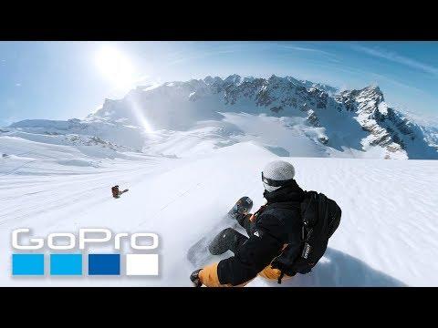 GoPro: Behind Dark Matter with Travis Rice + Elias Elhardt in 4K