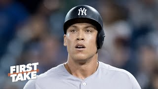 Yankees vs. Phillies becomes the second game to be postponed due to coronavirus | First Take