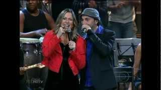 Claudia Leitte e Zeca Baleiro - Telegrama Altas Horas 10/06/2012 HD
