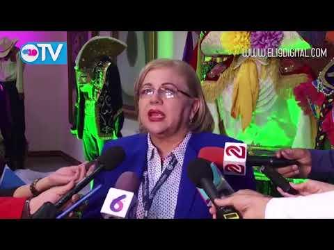 """BCN inaugura colorida exposición de """"Trajes Folclóricos Nicaragüenses"""""""