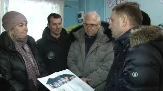 Сергей Фургал побывал с рабочей поездкой в районе им. П...