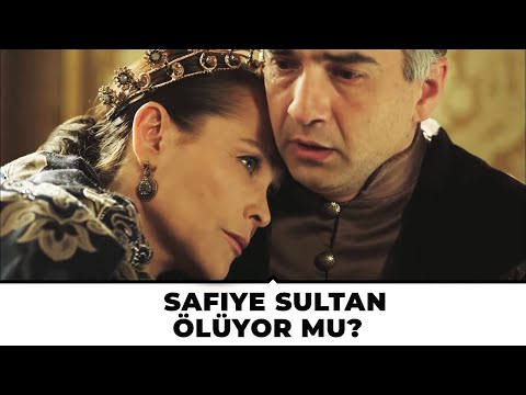 Muhteşem Yüzyıl Kösem 29.Bölüm | Safiye Sultan ölüyor mu?