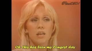 "ABBA _ ""My love, My life"" + lyrics HD"