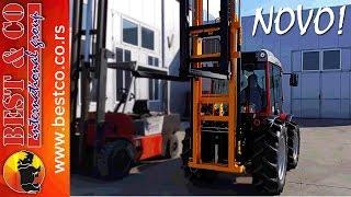 viličar za traktor - Kênh video giải trí dành cho thiếu nhi