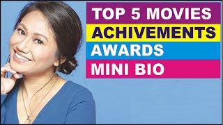 Award Winning Filipino Actress ♥ Angeli Bayani ♥ Mini-Bio ♥ Film Awards ♥ Top Rated Movies