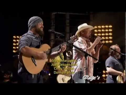 "Zac Brown & Alan Jackson -  ""As She's Walking Away"" Mp3"