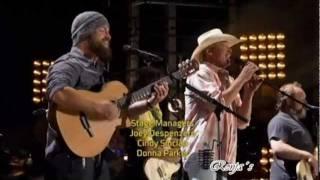"Zac Brown & Alan Jackson -  ""As She's Walking Away"""