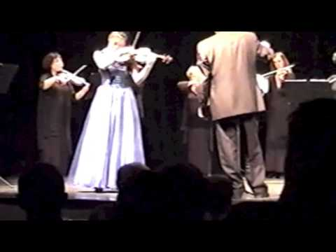 Wu Jie Playing Sarasota Ziguenerweisen