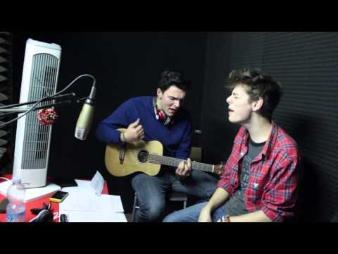 Urban Strangers - The Man [cover Ed Sheeran] live @Radio Baiano - INDIEfferenti 11/12/2014
