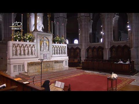 Prière du Milieu du jour du 5 août 2021 des Bénédictines du Sacré-Coeur de Montmartre