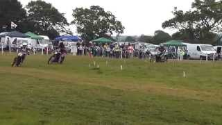 preview picture of video 'FGA Round 9 - Race 7 (Rerun) - Malpas - 13th September 2014  - Juniors'
