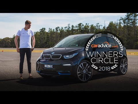 The Winners Circle 2018, Scott Collie: BMW I3S
