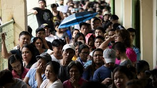 Philippines votes in election expected to deliver greater power for Duterte