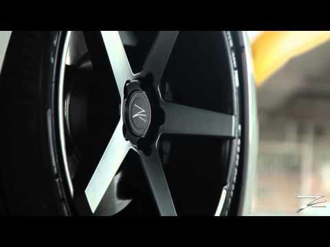 """Volkswagen Scirocco R 20"""" Rims"""