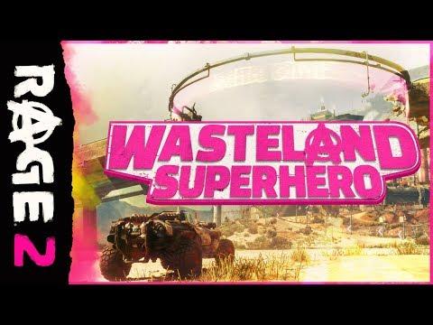 RAGE 2 – Le super-héros du Wasteland !