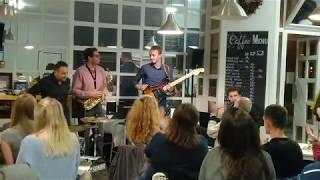 Video Martin Rufer Quartet - Mercy