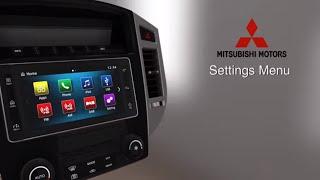 Smartphone Link Display Audio – Setting menu hands on