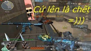 [ Bình Luận CF ] MK18 MOD0 Cyber - Tiền Zombie v4