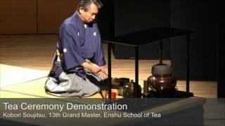Tea Ceremony Demonstration At Japan Society