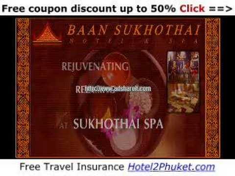 Hotel Baan Sukhothai & Spa